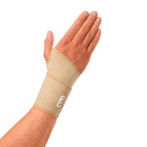Бандаж на лучезапястный сустав с захватом большого пальца Orto AWU 204 купить в Воронеже