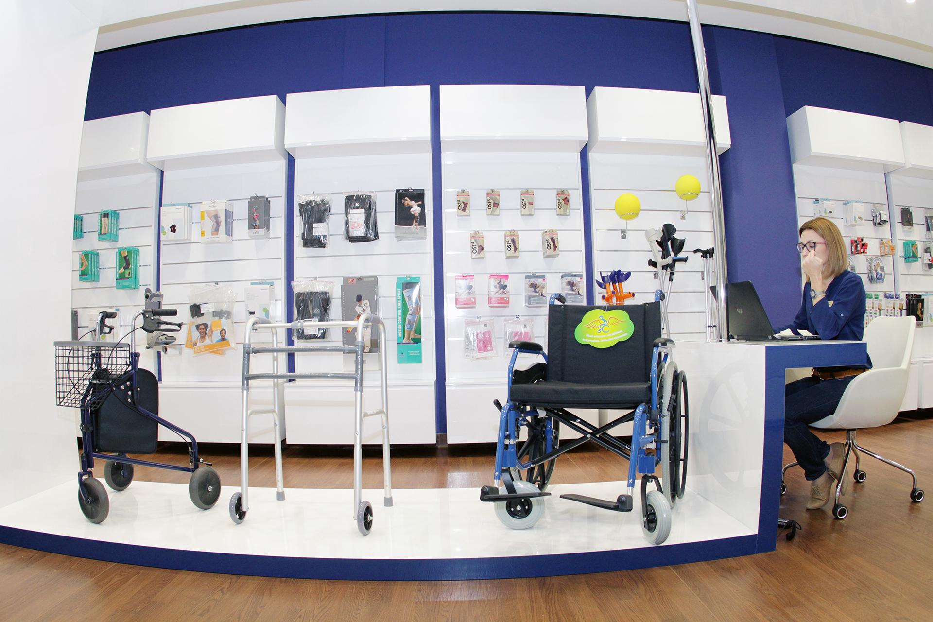 Ортопедический магазин в Воронеже