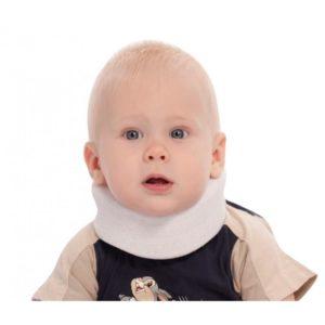 Бандаж шейный (воротник Шанца) для новорожденных Тривес ТВ-000 купить в Воронеже
