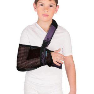Бандаж поддерживающий на плечевой сустав (косынка) Тривес Т-8191, детский купить в Воронеже