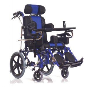Инвалидная коляска для детей Ортоника Olvia 20 купить в ортопедии в Воронеже